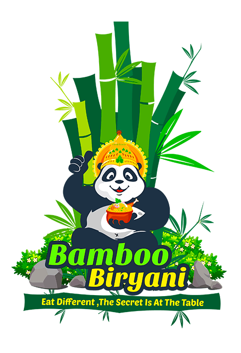 Bamboo Biryani Logo - LOGO DESIGN PORTFOLIO