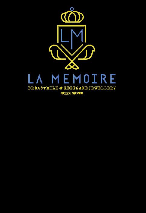 La Memoire Jewelry Logo - LOGO DESIGN PORTFOLIO