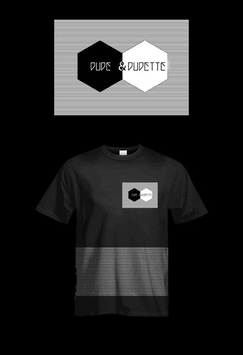 Dude & Dudette - LOGO DESIGN PORTFOLIO