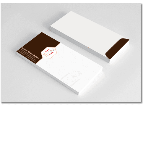 Innovation 2 Interiors Envelope - Identity Design Work