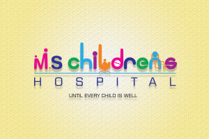 M.S Chlidren Hospital  - LOGO DESIGN PORTFOLIO