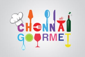 Chennai Gourmet - LOGO DESIGN WORK