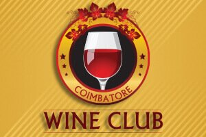 Coimbatore Wine Club - LOGO DESIGN WORK