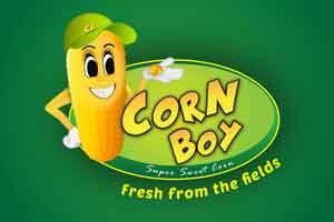Cornboy - LOGO DESIGN WORK