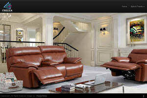 Crezza Design Pvt Ltd - WEB DESIGN WORK