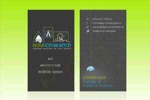 Design Conversation - Identity Design Work