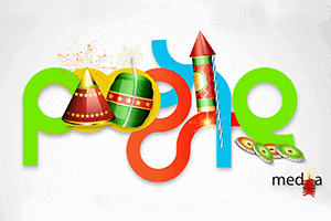 Diwali - Doodle Design Work