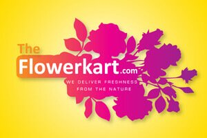 Flowerkart - LOGO DESIGN WORK