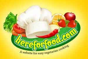 Hereforfood - LOGO DESIGN PORTFOLIO