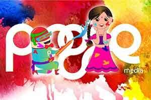 Rang Birangi Holi - Doodle Design Work