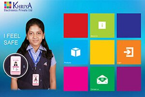 Khriya Private LTD - WEB DESIGN WORK
