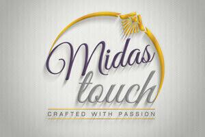 Midas Touch - LOGO DESIGN PORTFOLIO
