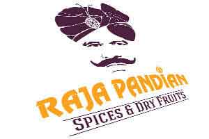 Raja Pandian Spices & Dry Fruits - LOGO DESIGN PORTFOLIO