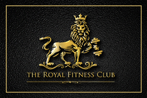 The Royal Fitness Club Logo - LOGO DESIGN PORTFOLIO