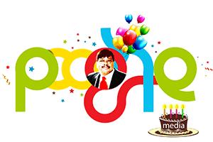 Sir Birthday - Doodle Design Work