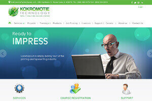 Kokromotie Technology - WEB DESIGN WORK
