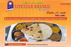 Sivestar Bhavan - WEB DESIGN WORK